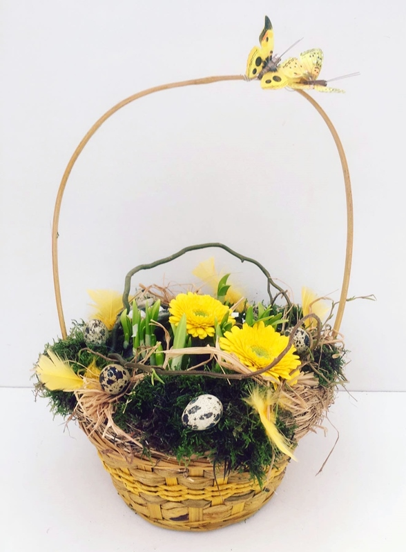 Online kinderworskhop bloemschikken