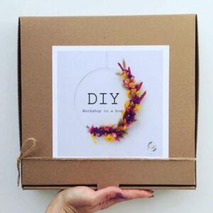 DIY – zomerkleuren - 30 cm